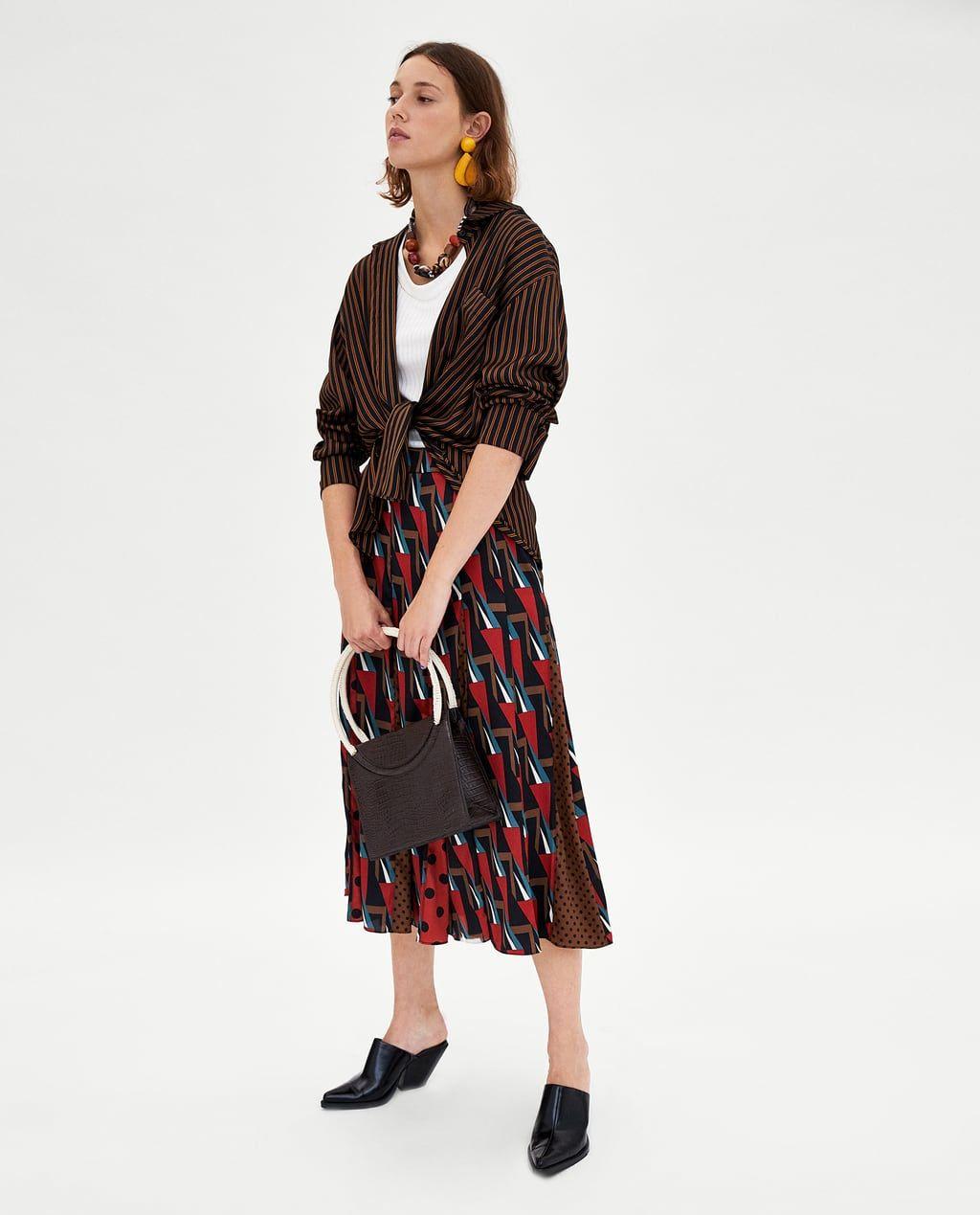 Zara Tunisie Collection printemps-été 2018 - modele (12)