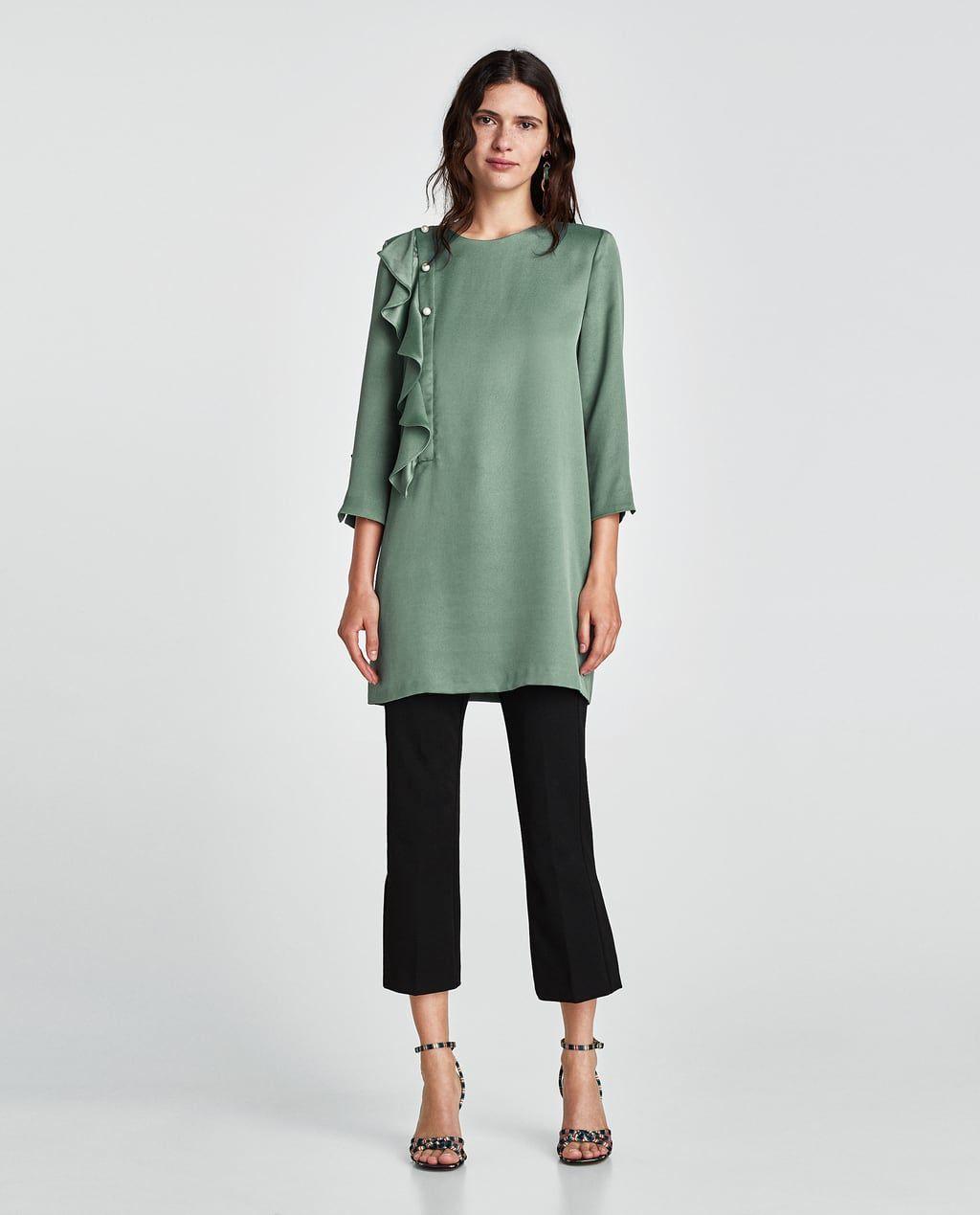 Zara Tunisie Collection printemps-été 2018 - modele (13)