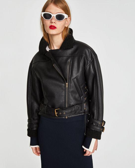 La fermeture éclair de votre veste obtient des points bonus pour le style.