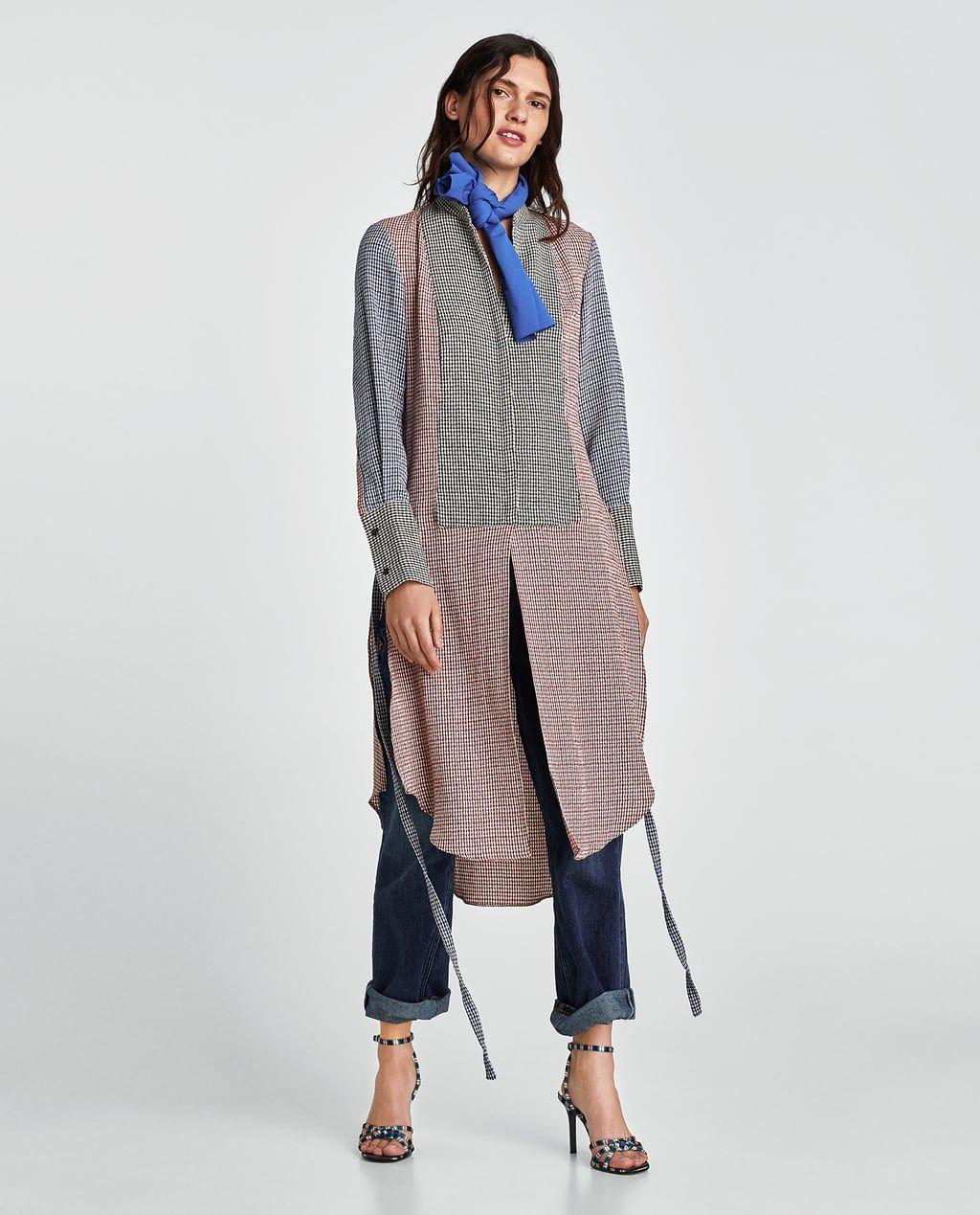 Zara Tunisie Collection printemps-été 2018 - modele (9)