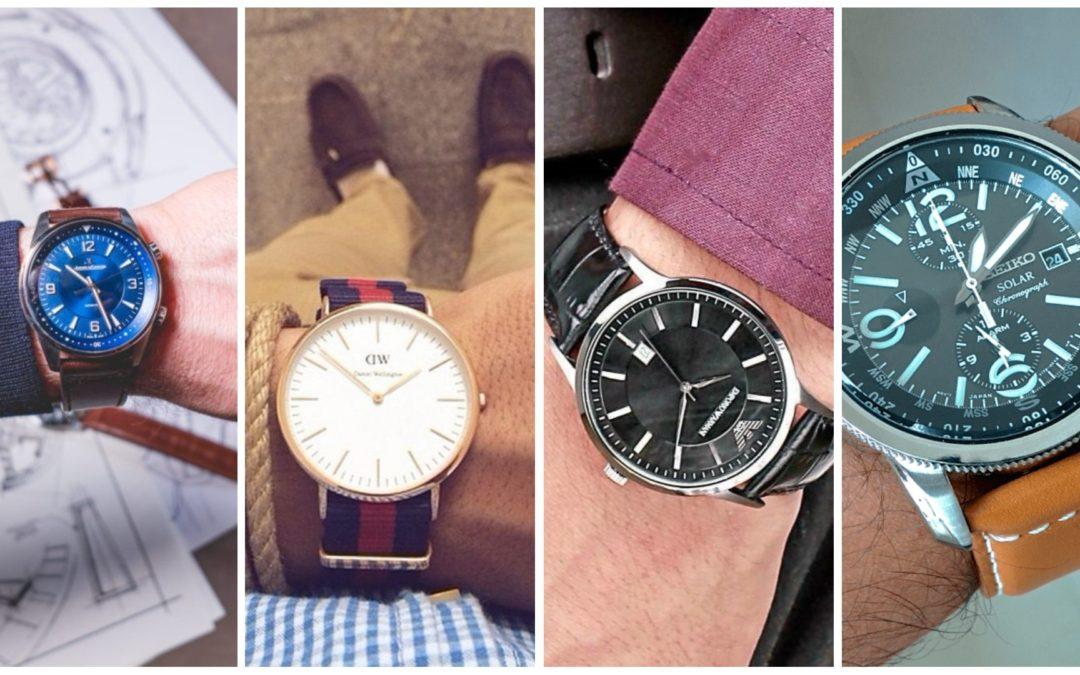 Horlogerie : Les plus belles montres homme pour la nouvelle saison