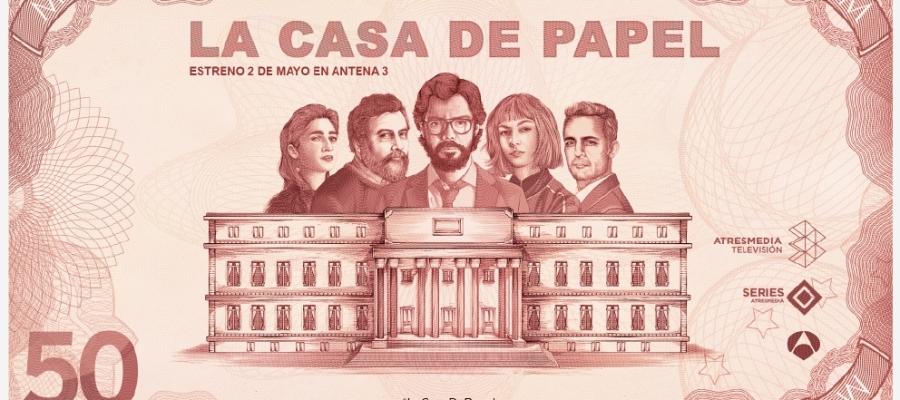 La Casa de Papel - une série espagnole