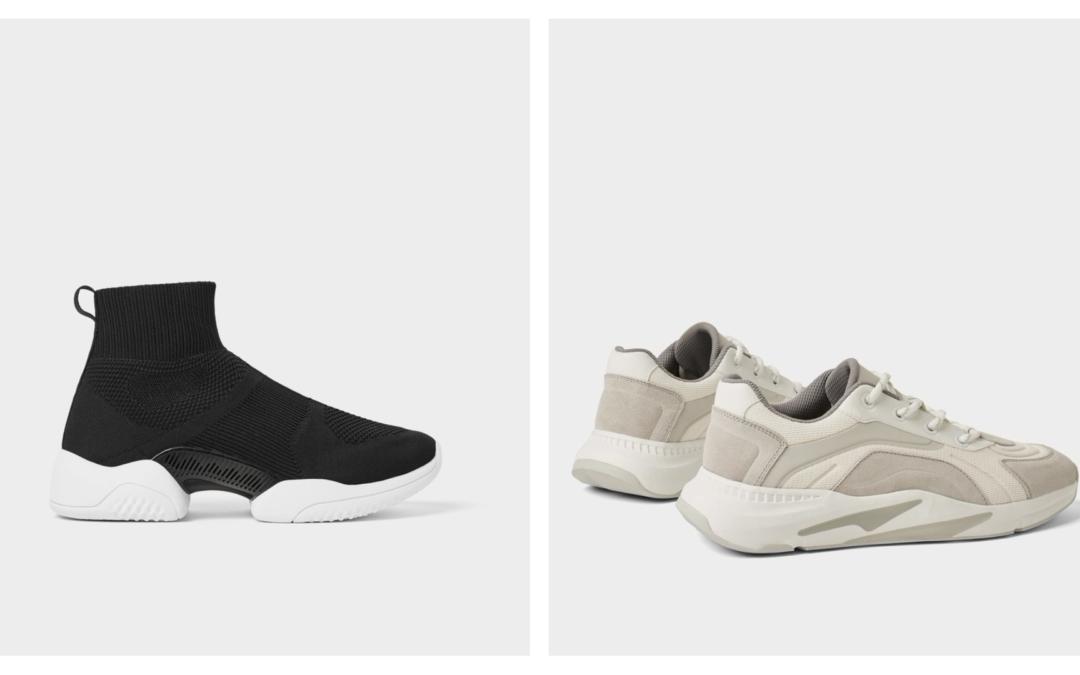 Mode : Les nouvelles baskets Zara , deux chaussures très demandées !