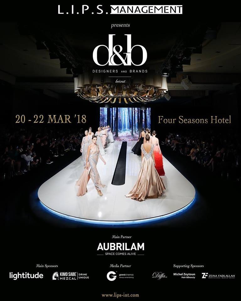 Designers & Brands Fashion Show 2018