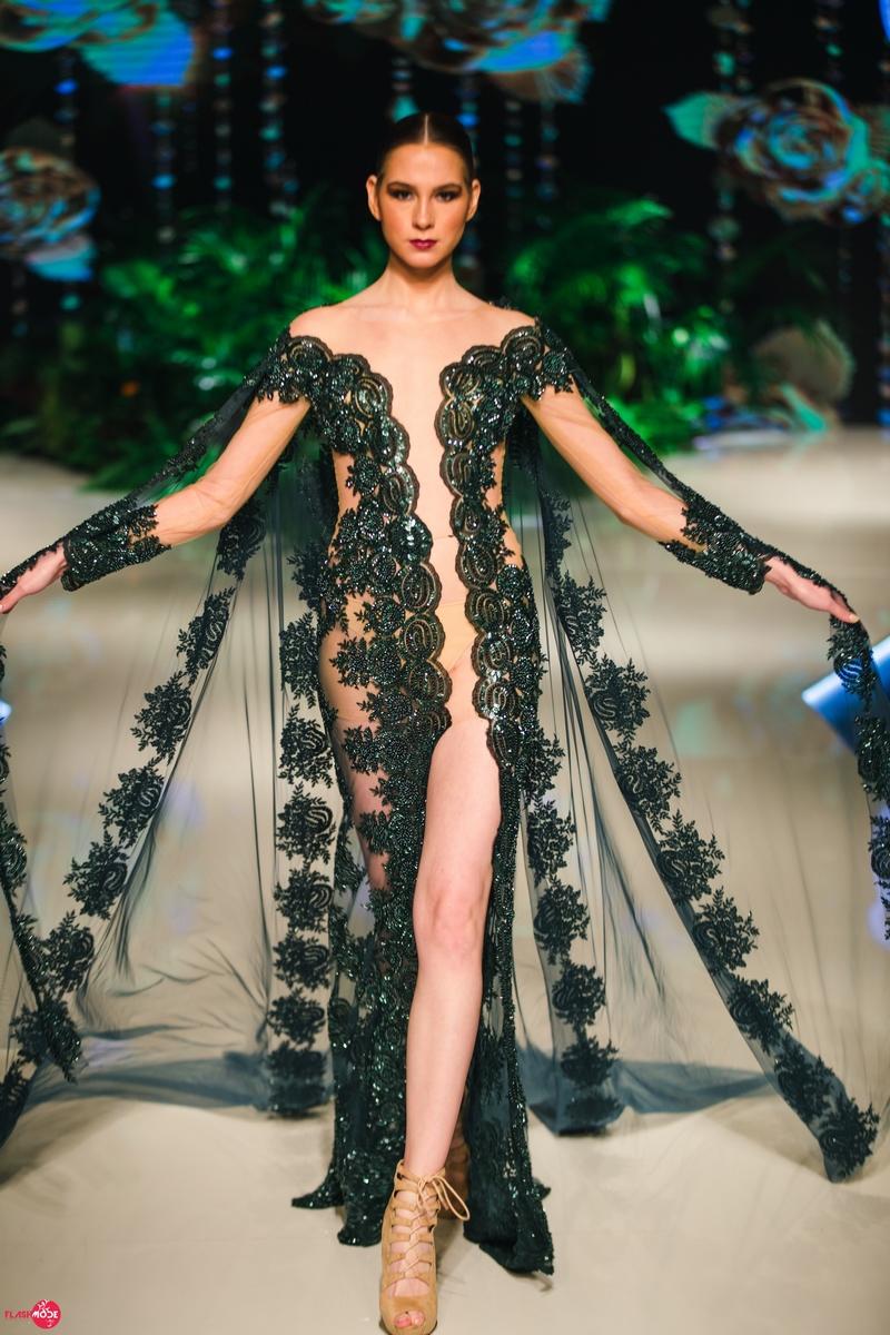Défilé Rim Haute Couture Printemps-été 2018 - D&B Beirut