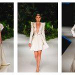 Haute Couture _ Lélégance du blanc chez la Tunisienne Yosra Dhiflaoui en images