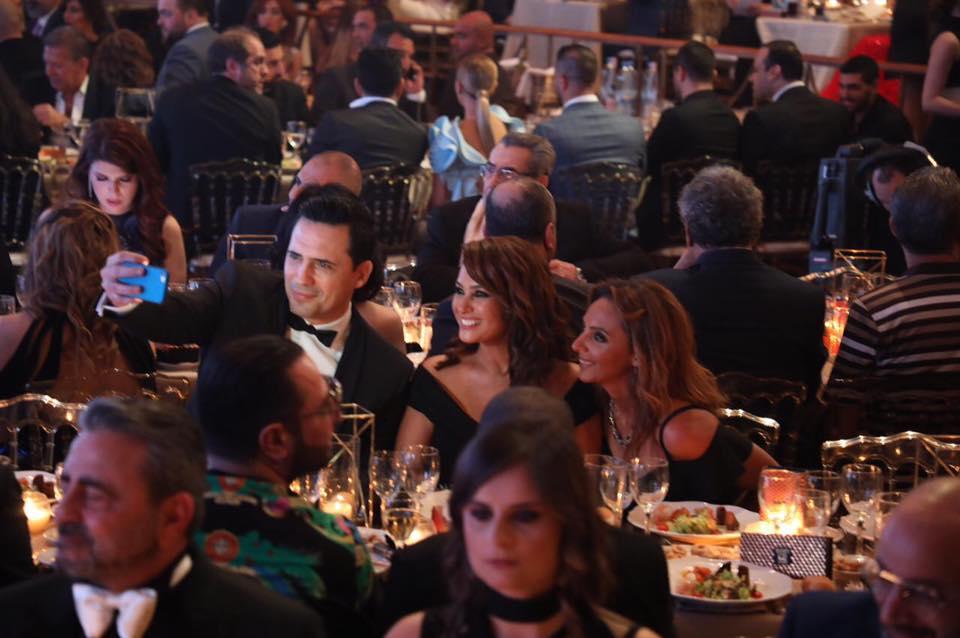 Dîner gala murex d'or 2018 - casino du liban