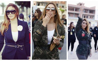 Amina Lazhar Sta : Les photos qui ont fait le buzz sur les réseaux sociaux