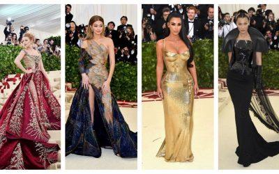 Met Gala 2018 : les looks les plus fascinants  des stars