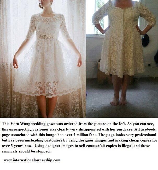 La mariée était en très, très laid