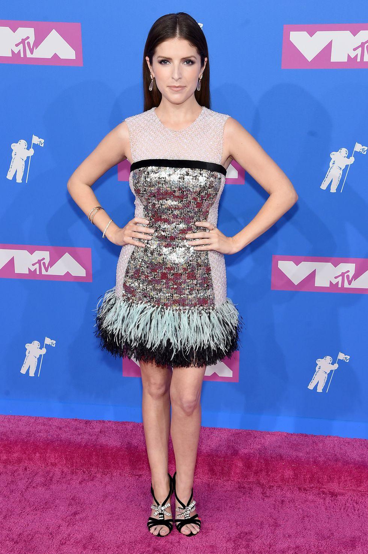 MTV Video Music Awards - Look d'Anna Kendrick
