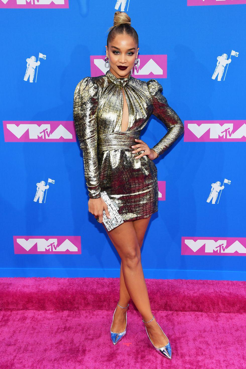 MTV Video Music Awards - Look de Rita Ora - Jean Paul Gaultier