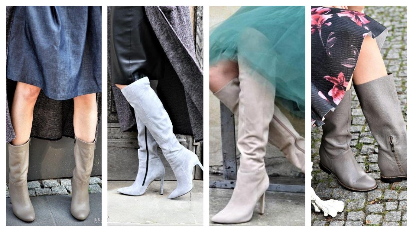 Comment bien choisir ses bottines et boots ?