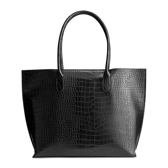 sac à main tendance cuir : H&M