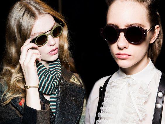 Les lunettes solaires à clips tendance de la nouvelle saison
