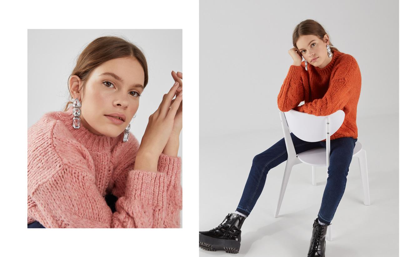 Bershka Femmes Collection 2019 - Modele (21)
