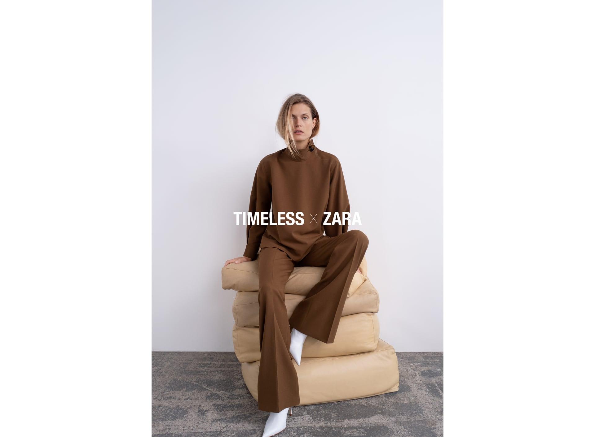 Catalogue Nouvelle collection Zara femme 2019