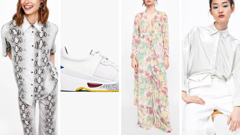 les 4 tendances phares de la nouvelle collection zara femme 2019