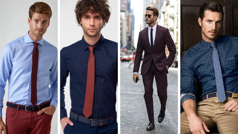 12bc6f23e7b14 Tendance Mode : 30 Cravates pour homme tendances 2019