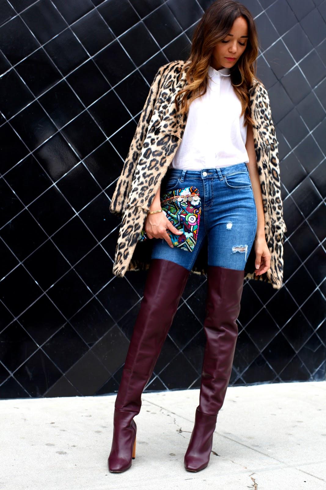 Ces bottes donnent l'éclat parfait à n'importe quel style.