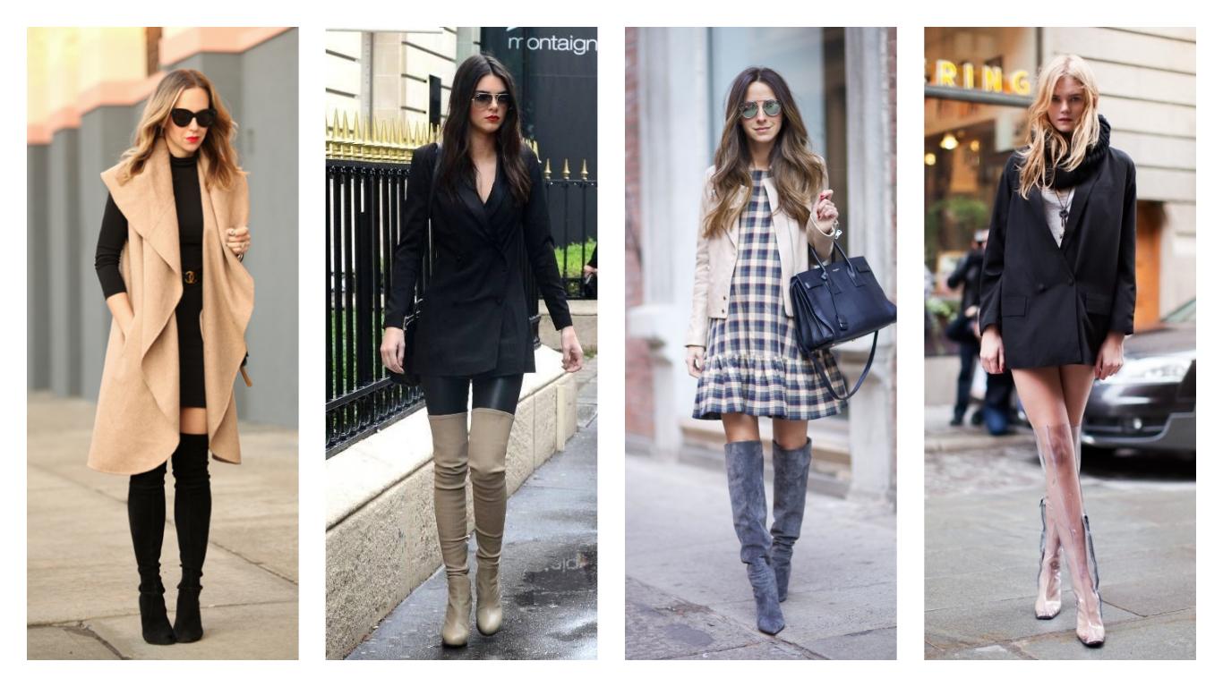 Tendance Chaussures  Comment porter les cuissardes tendance 2019 sans être  vulgaire ?