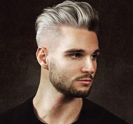 Cheveux Les 30 Coiffures Homme Tendances Printemps été 2019
