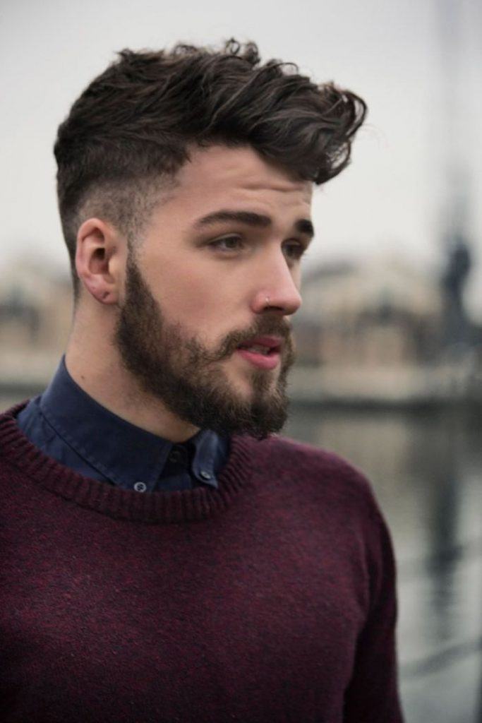 887b65d2be68 Cheveux   Comment adopter une coiffure hipster homme tendance 2019