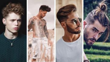 Cheveux 40 Idées Coiffures Cheveux Longs Pour Homme Tendance 2019