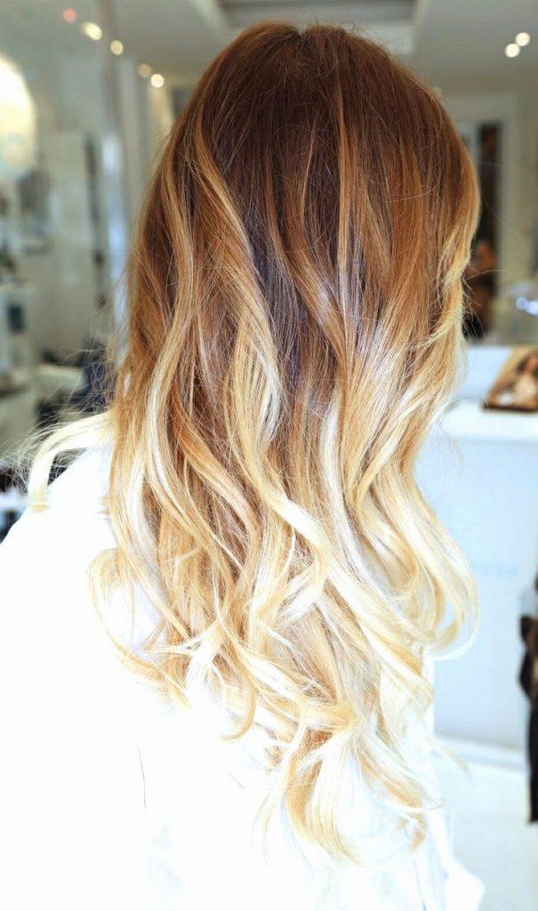 ombr hair blond les 27 tendances coloration ombr blond. Black Bedroom Furniture Sets. Home Design Ideas