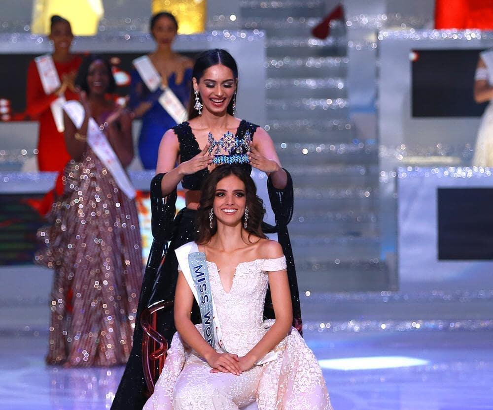 Vanessa Ponce de Leon - soirée élection miss monde 2018