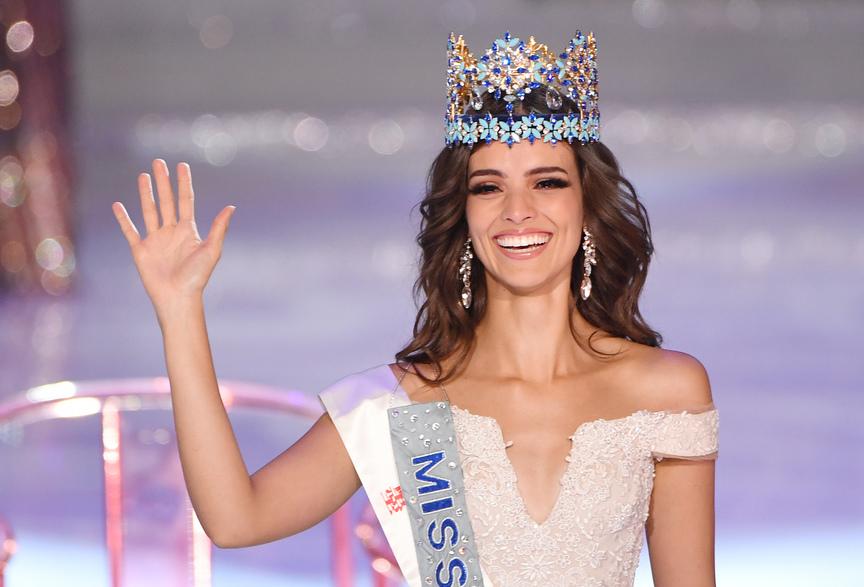 l'ancienne star de téléréalité devenue Miss Monde : Vanessa Ponce de Leon