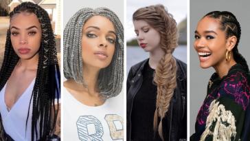 Tendance Coiffure  30 Idées pour adopter la tresse africaine pour femme  2019