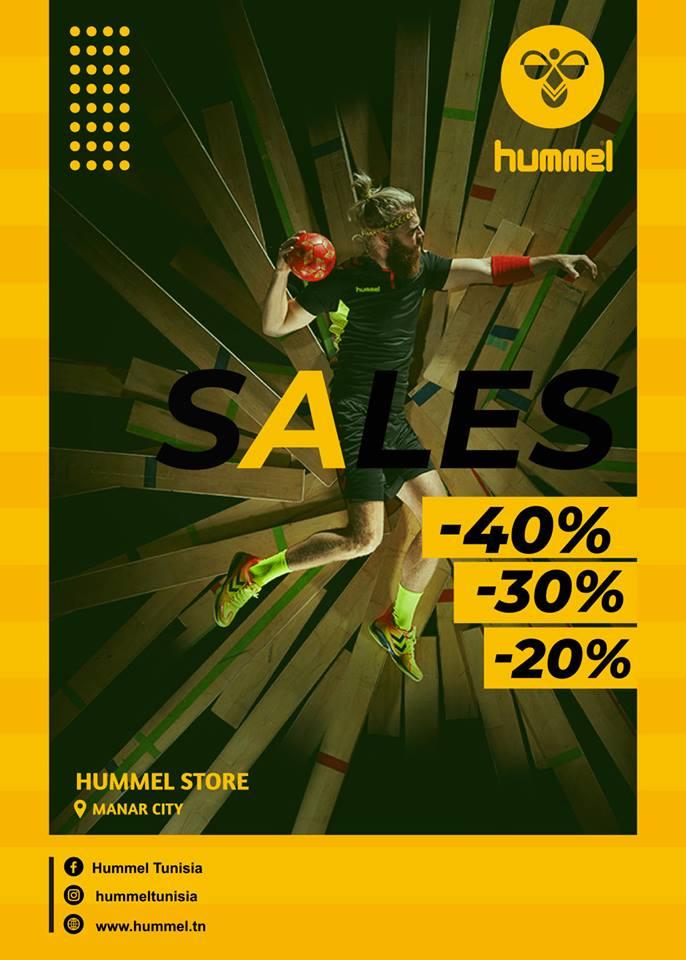Hummel Tunisia - Solde hiver 2019