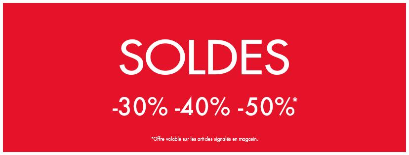 Kiabi - Profitez des remises allant jusqu'à -50% sur tous les articles signalés en magasin