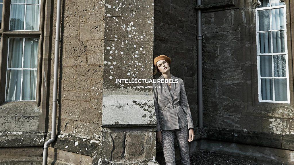 Nouvelle collection Stradivarius 2019 - Intellectual Rebels