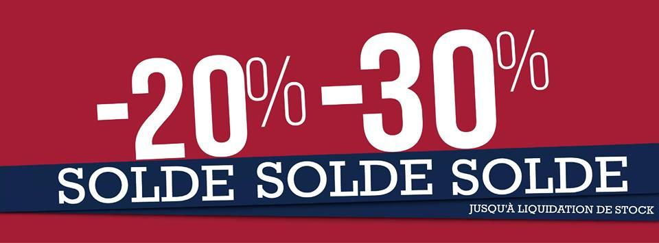 U.S. Polo Assn Tunisie - Solde Hiver -30%