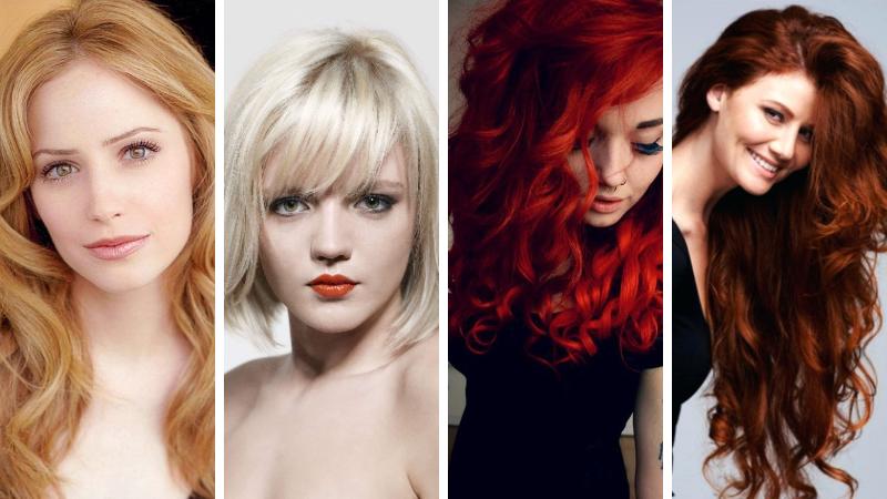 Coupes de cheveux et la coloration de la mode 2019 femmes