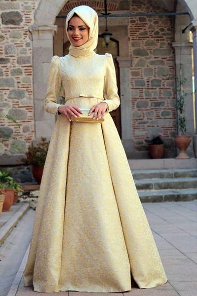 outlet la moitié magasins d'usine Hijab Style : 31 des plus belles robes femmes voilées ...