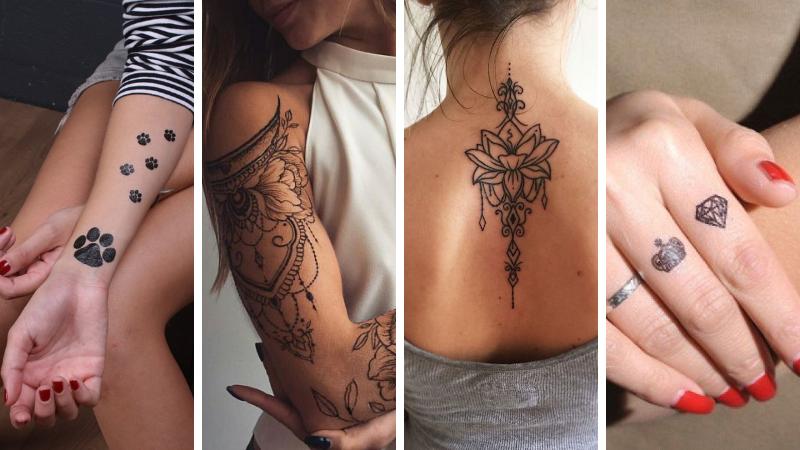 Tattoo Les Meilleures Idees De Tatouage Femmes Tendances 2019