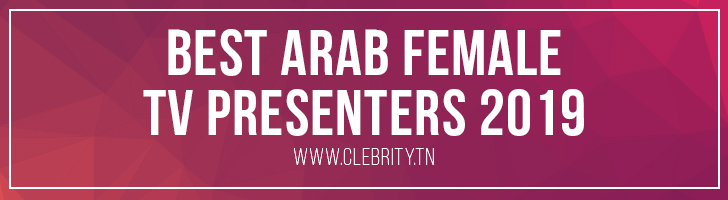 BAFP 2019 – Best Arab Female Presenters 2019