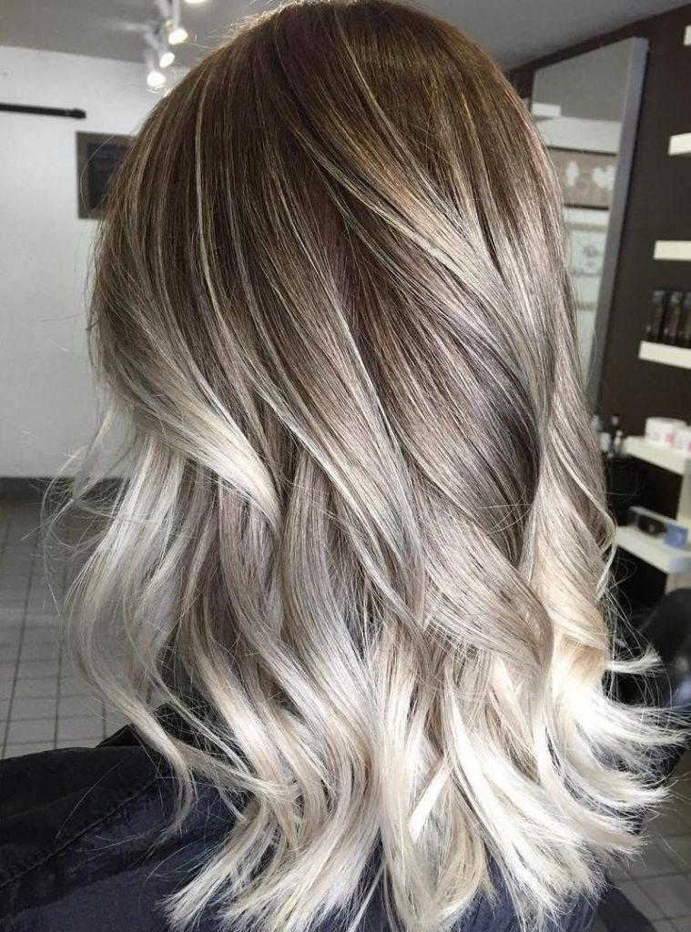 Coloration Les 11 Ombres Hair Blond Tendances 2019 Photos