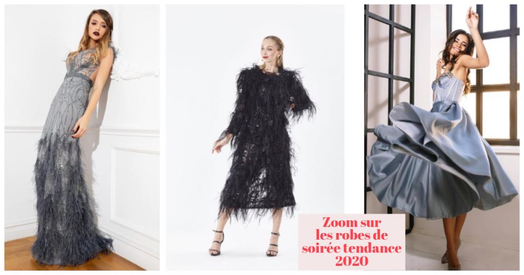 Quelles sont les tendances Robes de soirée pour la saison 2020 ?