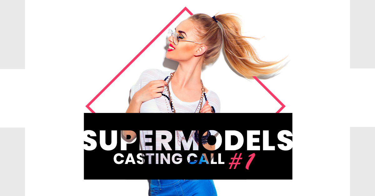 Casting SUPERMODELS Tunisia : Mannequins, Top Models & Modèles photos femmes