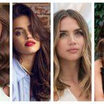 Cheveux Marron : Les 6 nuances de Marron tendances de la saison 2019
