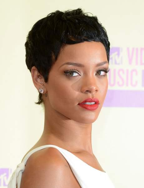 Le très court sexy de Rihanna