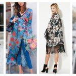 Tendance mode _ 27 meilleurs Kimonos tendances de la saison 2020 en photos