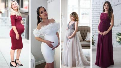 Mode Maternité : 40 Robes de Grossesse Tendances de la Nouvelle Saison