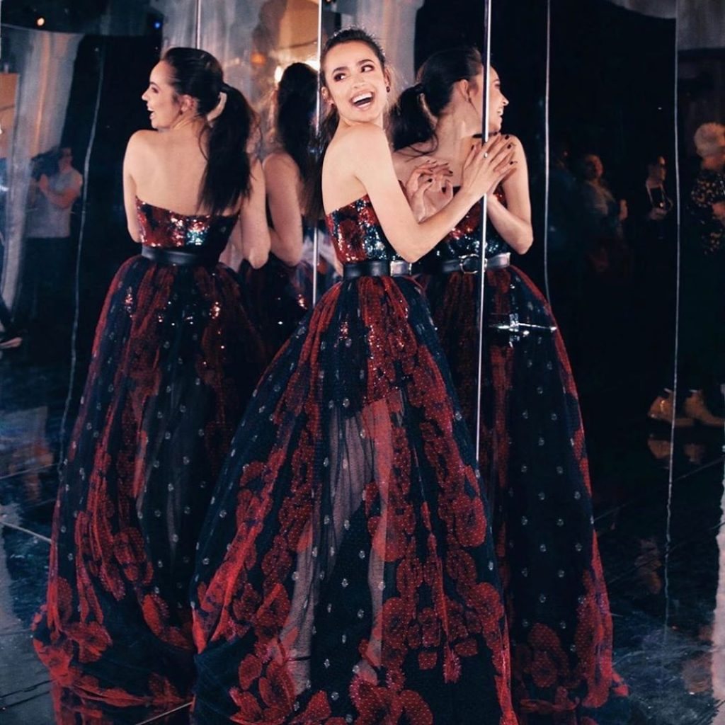 robe de soirée libanaise  : robe longue ELIE SAAB Resort 2019