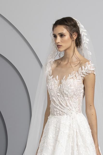 robe mariée libanaise Jazz par tony ward