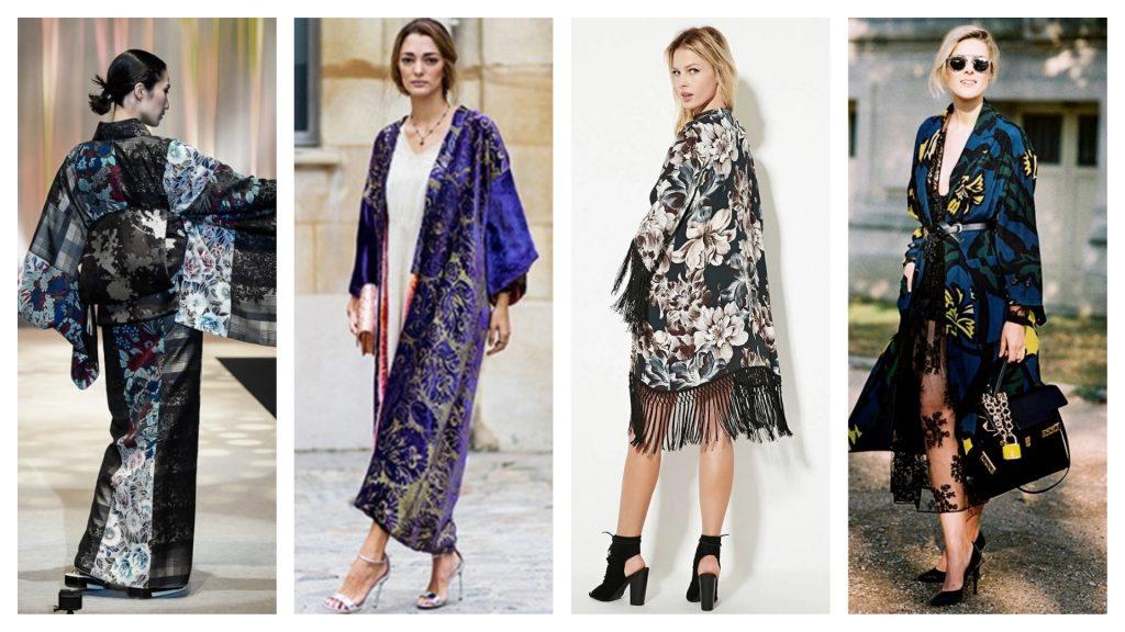 robes kimonos pour femme tendance 2020